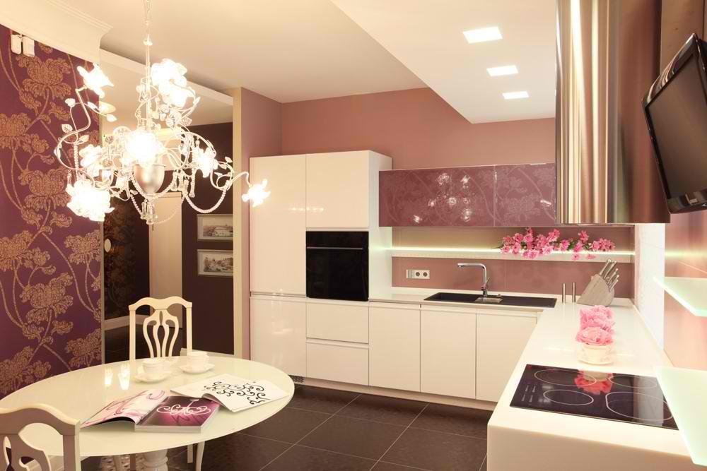 кухни фото дизайн угловые современные