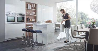 Успешный ремонт кухни: интерьер современной кухни
