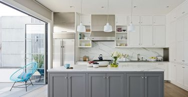 50 оттенков серого, или в какой цвет покрасить кухню