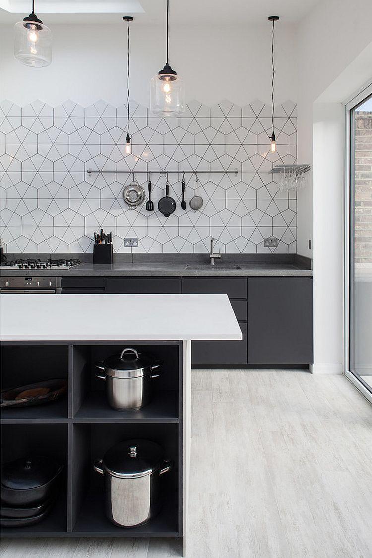 В какой цвет покрасить кухню: интерьер в сором цвете - Фото 38