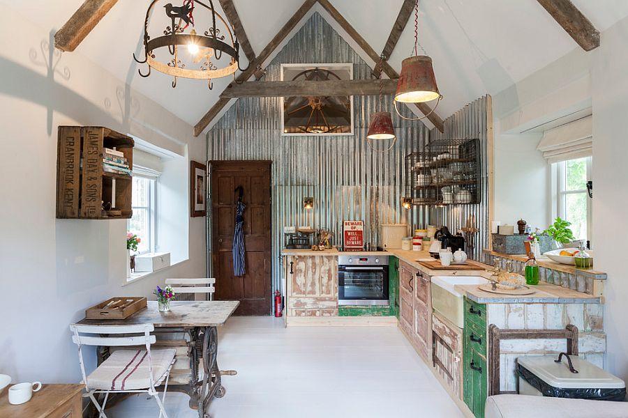 Уютный вариант интерьера кухни - Фото 3