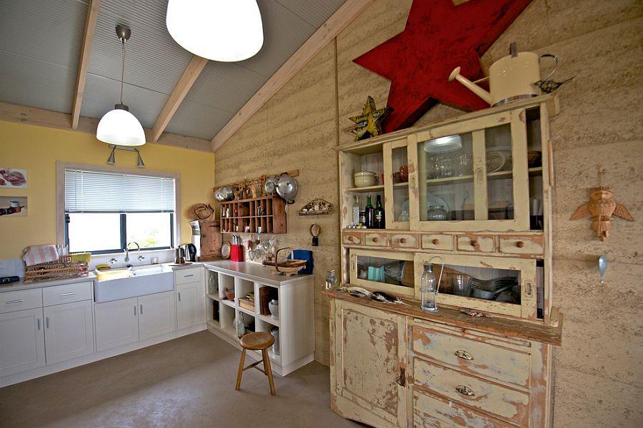 Уютный вариант интерьера кухни - Фото 4