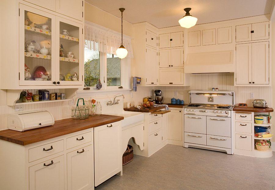 Уютный вариант интерьера кухни - Фото 28
