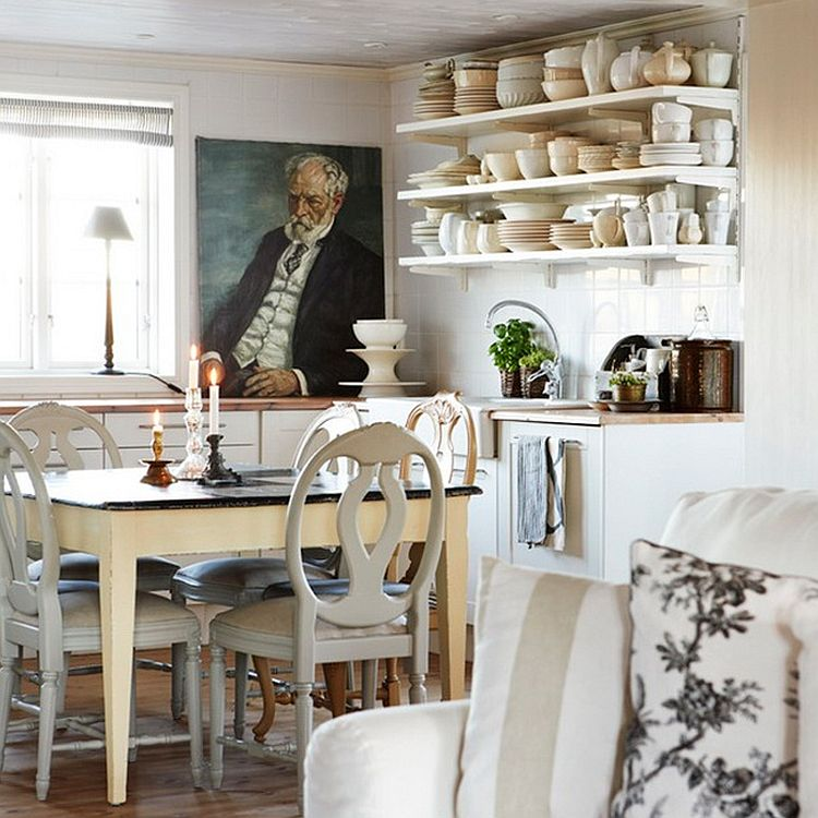 Уютный вариант интерьера кухни - Фото 5