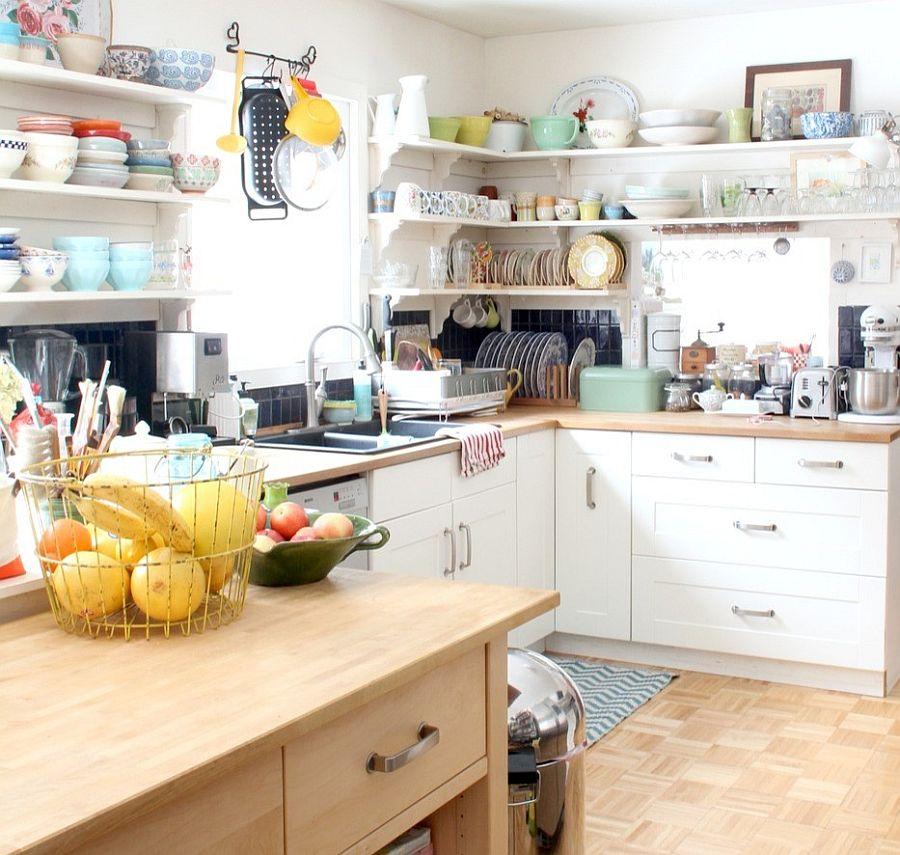 Уютный вариант интерьера кухни - Фото 6