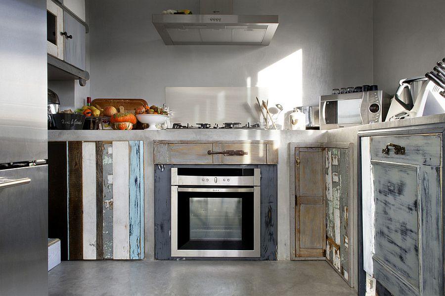Уютный вариант интерьера кухни - Фото 9