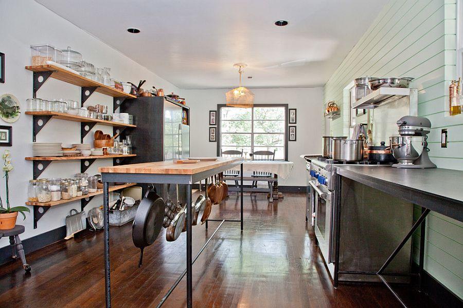 Уютный вариант интерьера кухни - Фото 8
