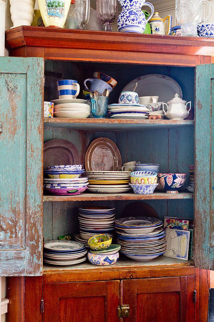 Уютный вариант интерьера кухни - Фото 29