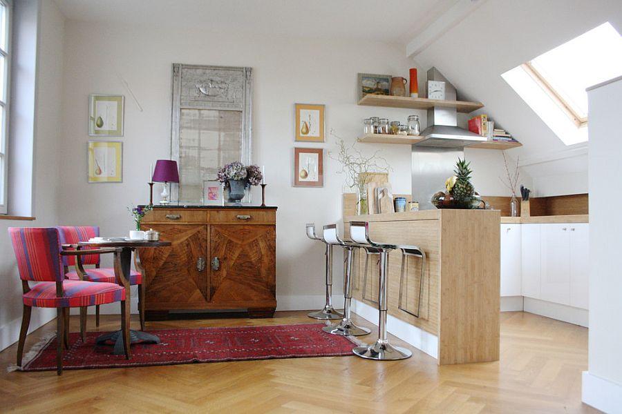 Уютный вариант интерьера кухни - Фото 38