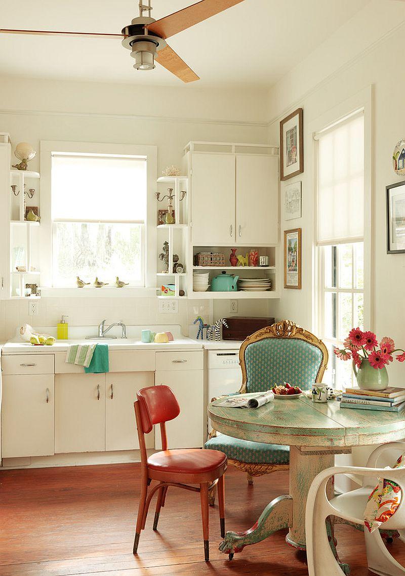Уютный вариант интерьера кухни - Фото 18