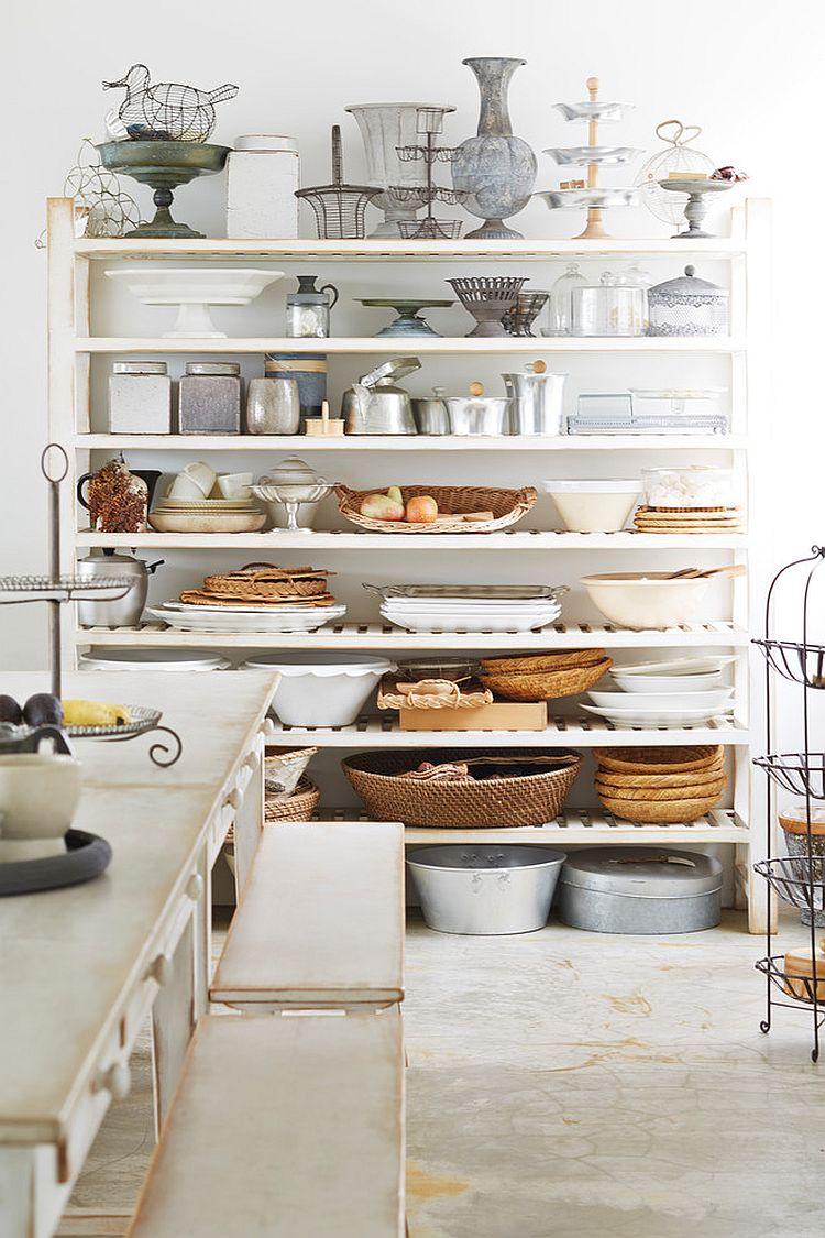 Уютный вариант интерьера кухни - Фото 39