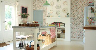 Уютные и элегантные варианты интерьера вашей кухни