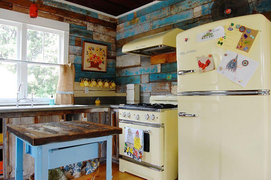 Уютный вариант интерьера кухни - Фото 20