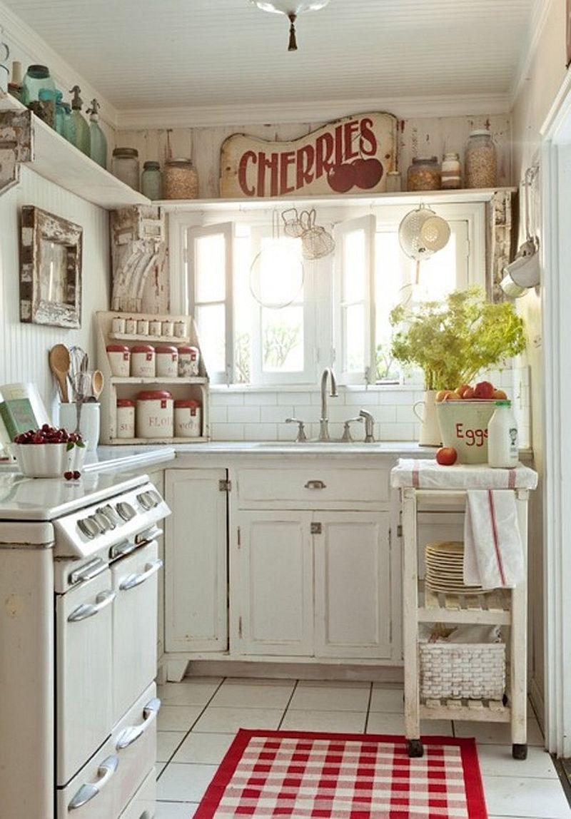 Уютный вариант интерьера кухни - Фото 23