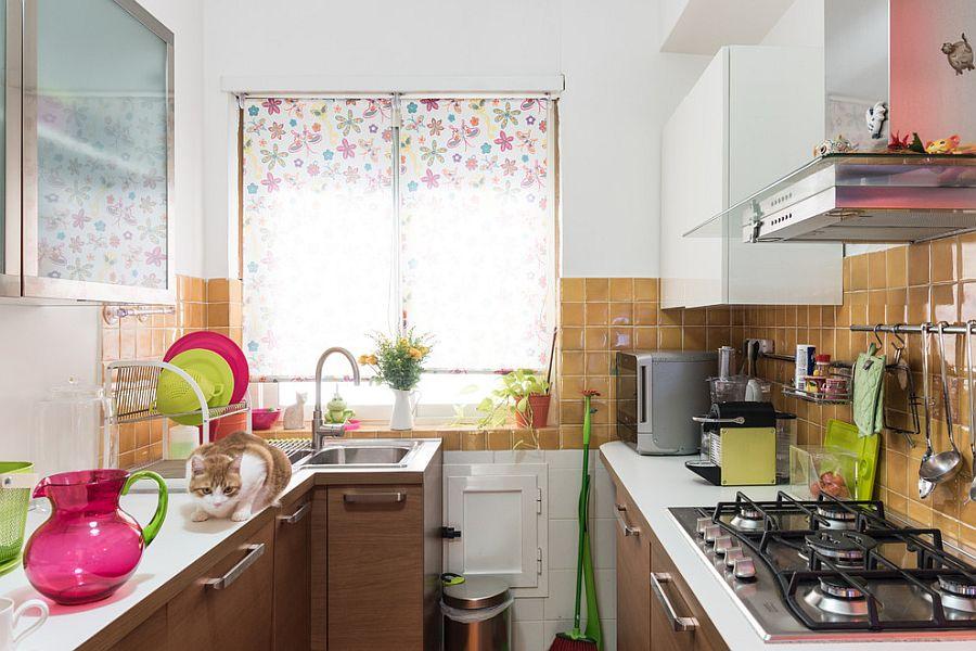 Уютный вариант интерьера кухни - Фото 45