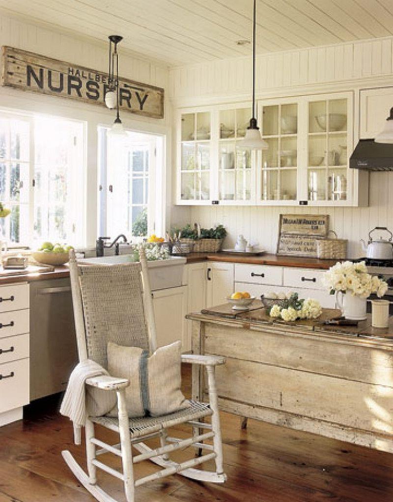 Уютный вариант интерьера кухни - Фото 47