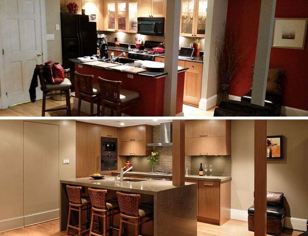 Современные варианты ремонта кухни