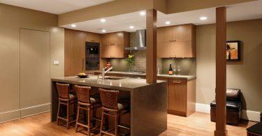 Какие варианты ремонта кухни подобрать для увеличения внутреннего пространства?