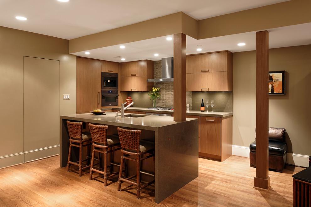 Варианты ремонта кухни: кухня после ремонта