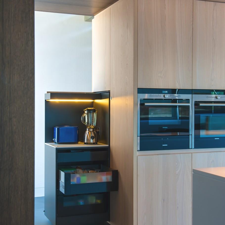 Восхитительный дизайн интерьера кухни от студии Minosa