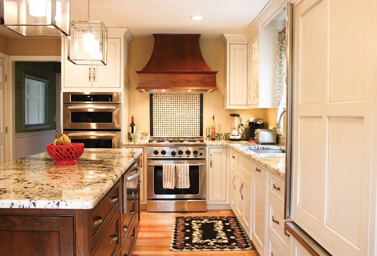 Виды кухонных вытяжек: купольные модели - фото 3