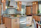 Виды кухонных вытяжек - стильно и современно