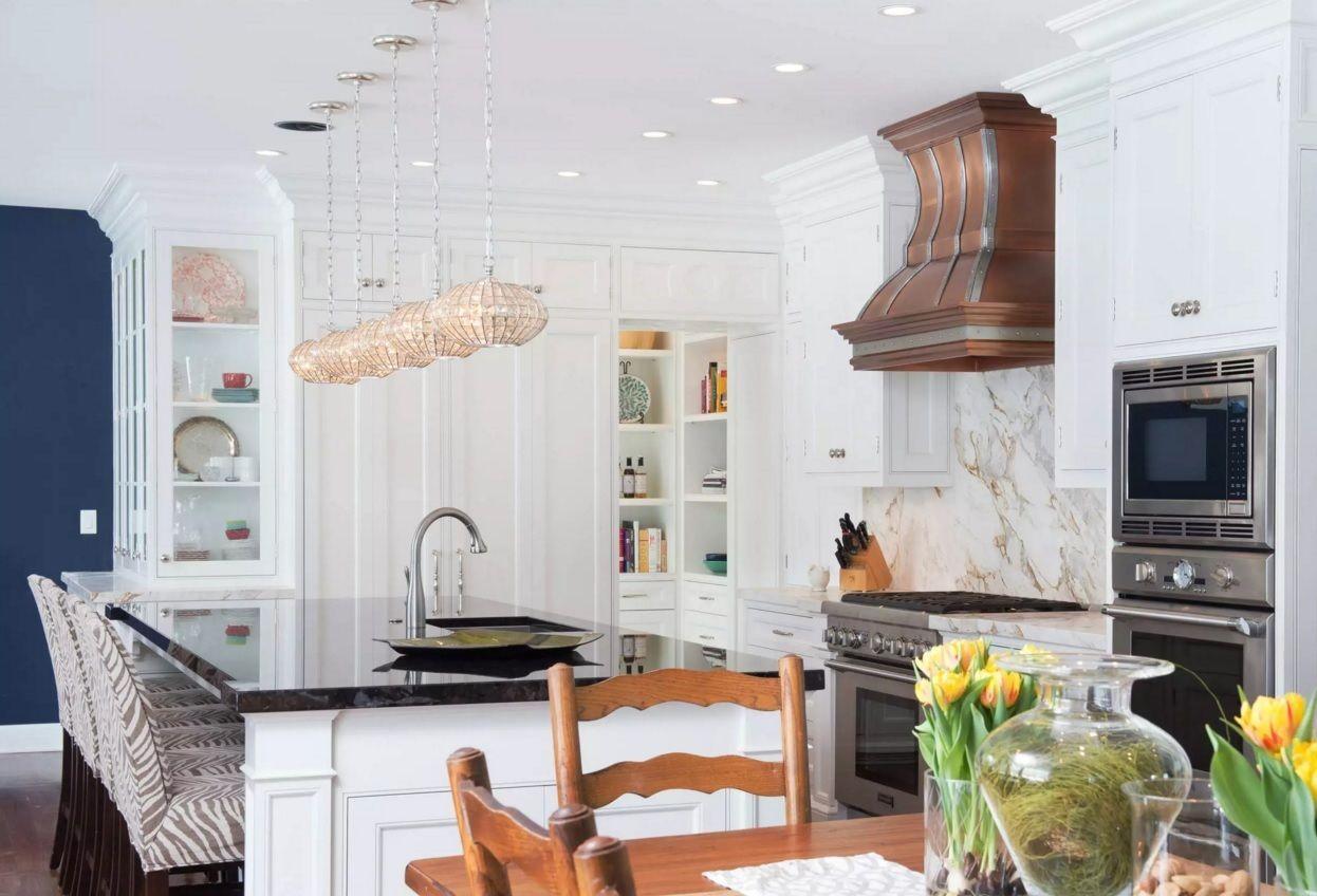 Виды кухонных вытяжек: удобны в использовании с сенсорными панелями