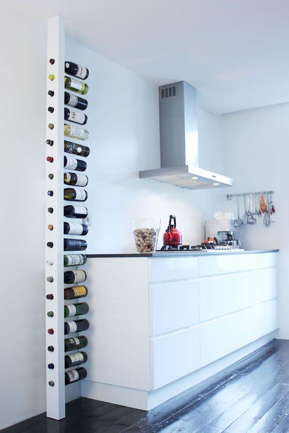Винные шкафы для кухни - фото Вун Home