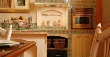 Кухня в стиле прованс от Светланы Панариной