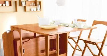 Современные складные стулья для кухни