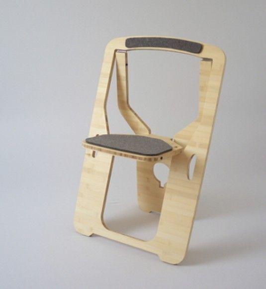 Cкладные стулья для кухни Monstrans - фото 1