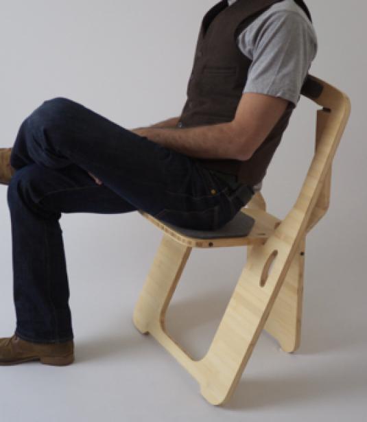 Cкладные стулья для кухни Monstrans - фото 3
