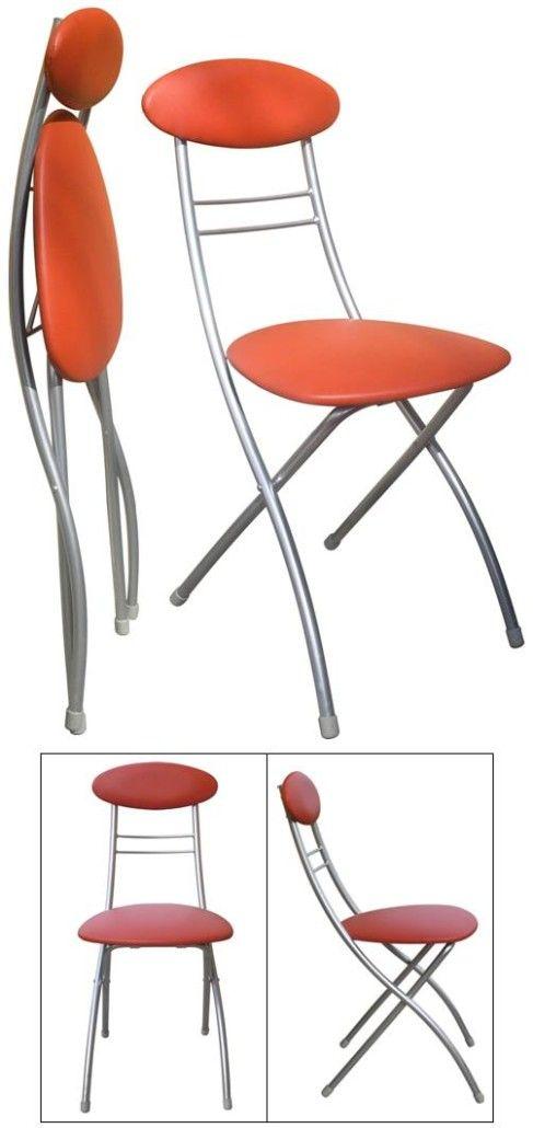 Cтильные складные стулья для кухни