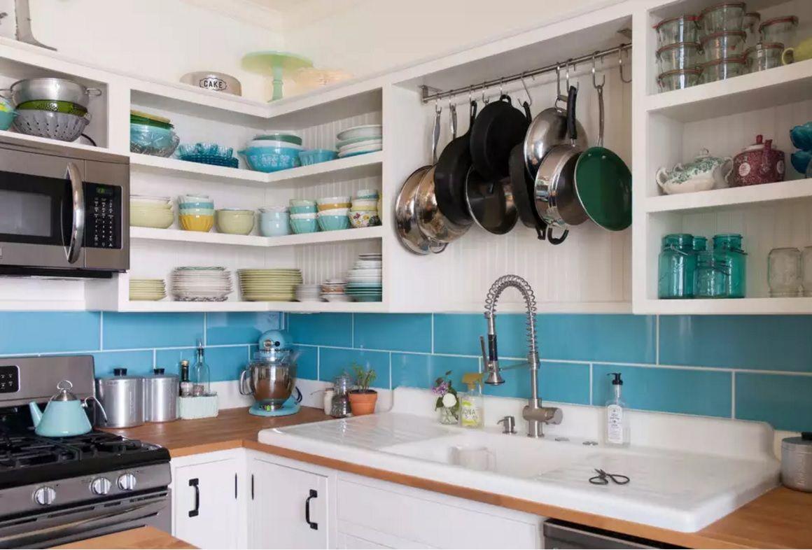 Выбор накладной раковины для кухни