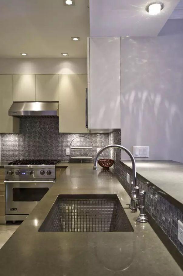 Выбор прямоугольной раковины для кухни - фото 2