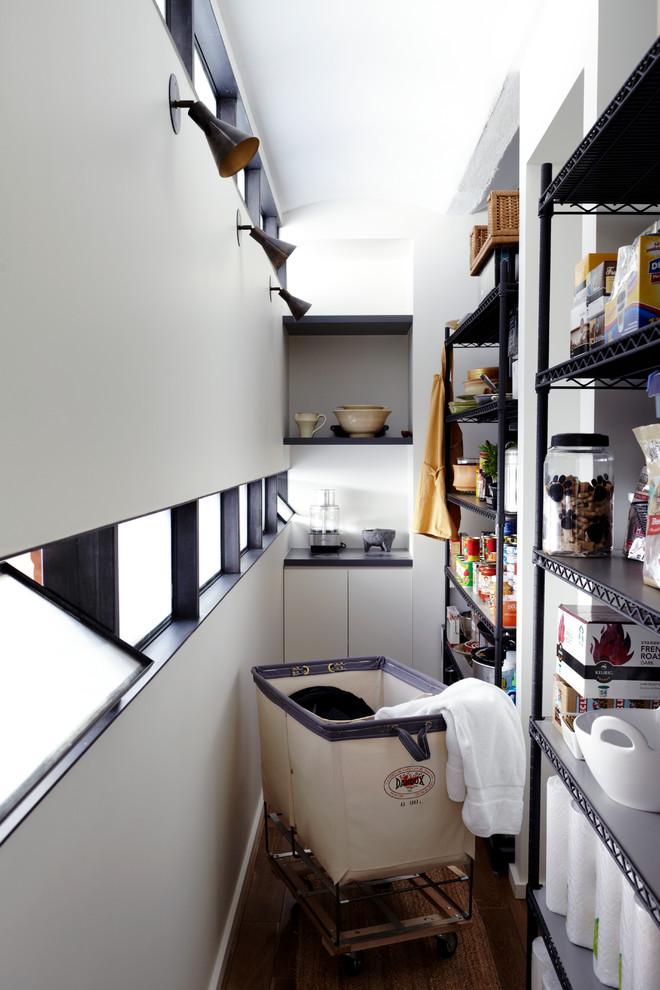 Подсобное помещение на кухне