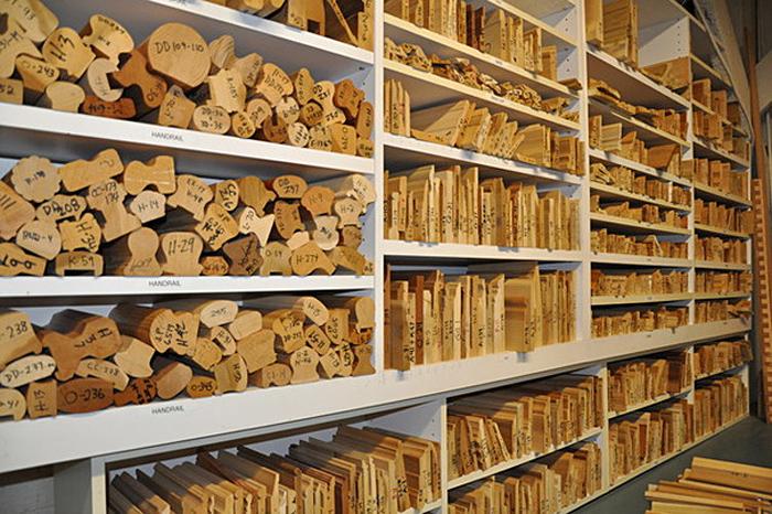 Столярная библиотека в Сиэтле