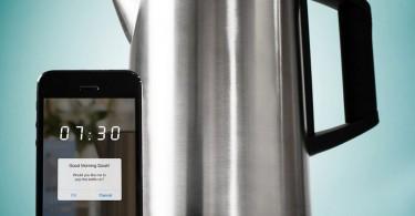 iKettle смартфон-контролируемого чайника