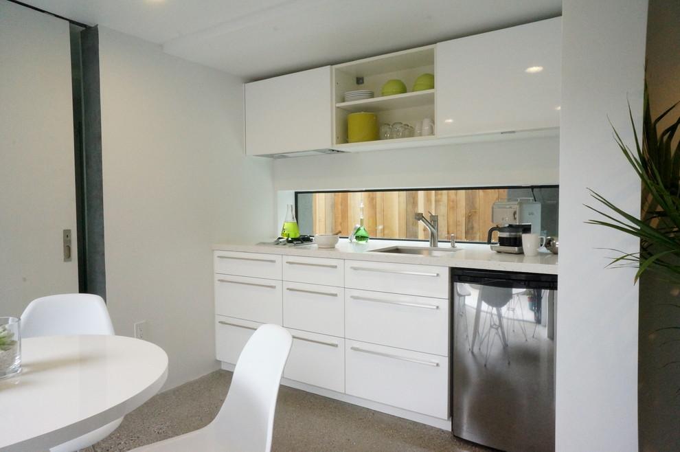 Кухня стильный цвет