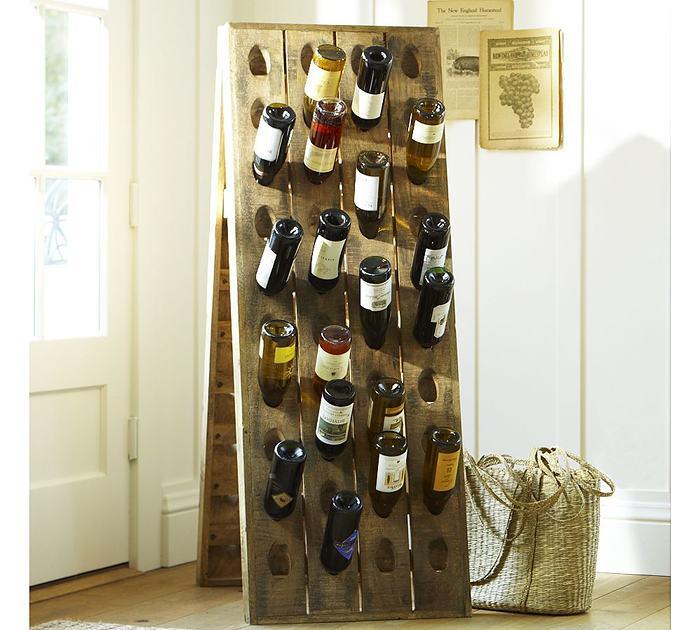 Бар домашний: стойка для вина
