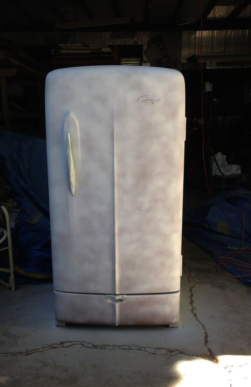Яркий холодильник. Сейчас – самое главное