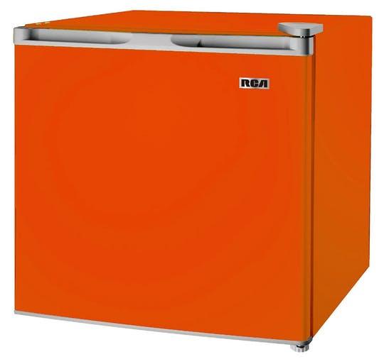 Яркий мини холодильник