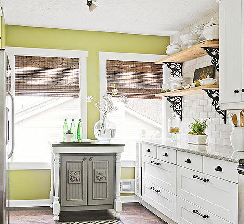 Яркие цвета в интерьере кухни - Фото 6