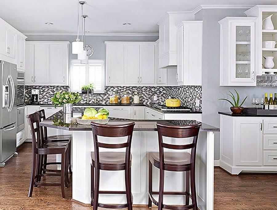 Яркие цвета в интерьере кухни - Фото 19