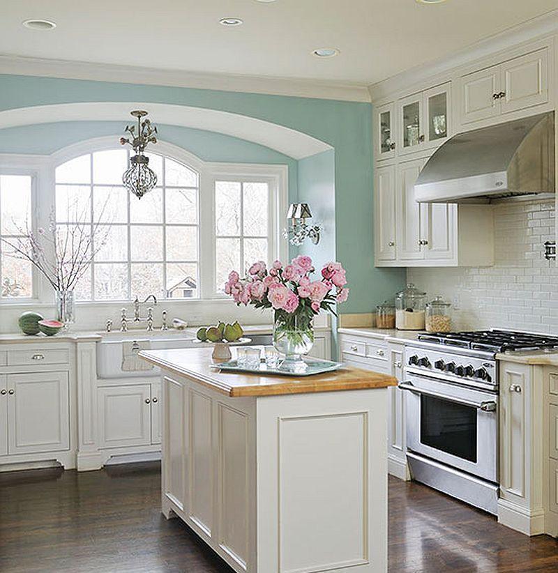 Яркие цвета в интерьере кухни - Фото 20